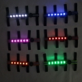 LED-Stirnband Front-up