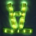 LED-Sicherheitsjacket